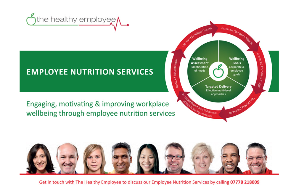 Workplace Nutrition Services from The Healthy Employee